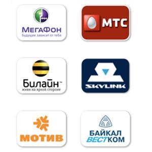 Операторы сотовой связи Заветов Ильича