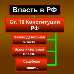 Органы власти Заветов Ильича