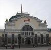 Железнодорожные вокзалы в Заветах Ильича