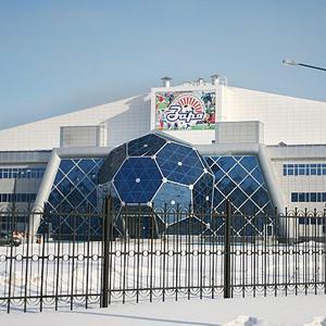 Спортивные комплексы Заветов Ильича